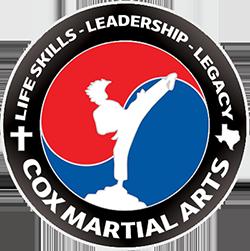 Cox ATA Martial Arts Logo